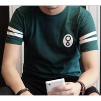kaos distro cotton combad 30s/baju distro pria / baju distro terlaris