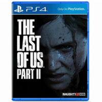 Game PS4 The Last of Us Part II - The Last of Us Part 2