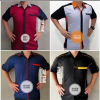 DN 070 044 067 Seragam Uniform Baju Kerja Drill PDH Werpak Dinas Resto