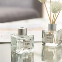 Taffware HUMI Parfum Ruangan Aroma Diffuser Reed Rattan Sticks 50ml.