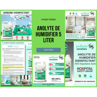 air humidifier cairan fogging Air Purifier Diffuser 5 liter