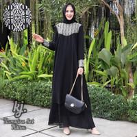 Khadijah Mode Humaira Set Gamis Pesta Mewah