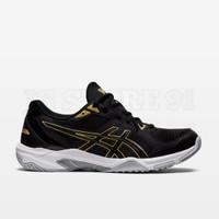 Asics GEL-ROCKET 10 Mens Indoor Sports Shoes - Black/White