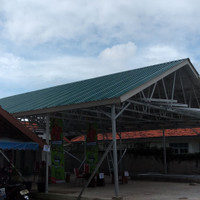 baja ringan atap spandek warna