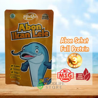 Abon Ikan Lele Abiqu Abon Bayi Kemasan Pouch 53 gram Non MSG Abon Bali