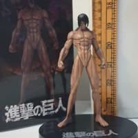 Attack on Titan Shingeki no kyojin Action Figure set monster
