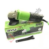 RYU RSG 100-3 Mesin Gerinda Tangan 4 inch - Angle Disc Grinder