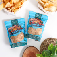 AGRO PULO Spicky Prawn Crackers - Kerupuk Udang 300gr (Hepia Heciam)