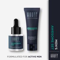 HAUFF Men's Awesome Set