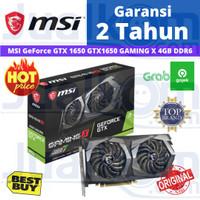 VGA MSI GeForce GTX 1650 GTX1650 GAMING X 4GB DDR6