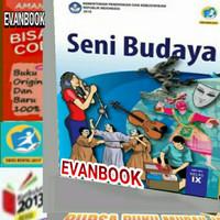 SENI BUDAYA smp kelas 9 buku pelajaran SBK kelas 3 smp buk seni smp 9