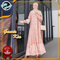 Baju Gamis Wanita terbaru trend 2021 Original Murah Nyaman Berkualitas