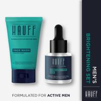 HAUFF Men's Brightening Set
