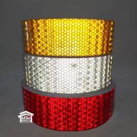Stiker Kir Uji Reflektor Nyala Mantul Dishub Sepeda Motor Mobil Truk