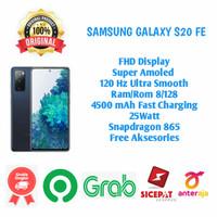 Samsung Galaxy S20 Fe Snapdragon Resmi