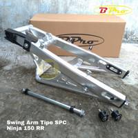 Swing Arm BPro Racing Ninja RR KRR 150 Tipe SPC Aluminium