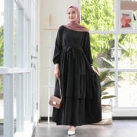 baju gamis wanita muslim terbaru virsa maxy gamis murah