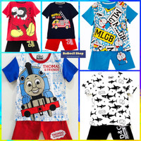 Baju Anak Laki Laki / Kaos Anak Laki Laki / Setelan Anak Laki Laki 11
