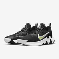 ORIGINAL Nike Sepatu Basket Giannis Immortality - Hitam Putih - 42