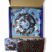 Gear Paket supra fit new 36t-14t 428H-106L
