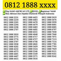 NOMER CANTIK SIMPATI 4G LTE NOCAN TELKOMSEL PERDANA NOMOR TAHUN 0812