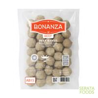 (KHUSUS AREA SURABAYA) Bonanza Bakso Beefball AB15 32 pcs/pak