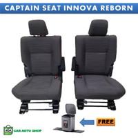 Captain Seat untuk Mobil Innova Reborn