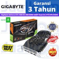 Gigabyte GeForce GTX 1650 OC 4GB DDR6 128Bit Dual Fan GTX1650 RESMI