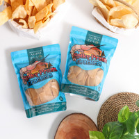 AGRO PULO Spicky Prawn Crackers - Kerupuk Udang 500gr (Hepia Heciam)