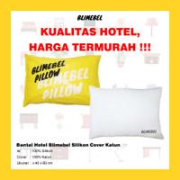 [TERMURAH] Bantal Tidur Silikon Murah Grosir King / Bantal Hotel - Bantal ONLY