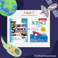 Paket Bundling Buku Latihan Tambahan / Assesstment (LB Science) 2/2