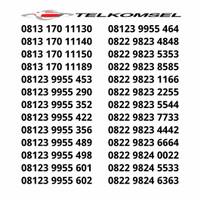 Nomor Cantik Simpati Kartu Perdana Telkomsel 4G Pilihan