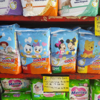 Goon Smile Baby Comfort fit Disney Pants M44/L42/XL38 - XL38