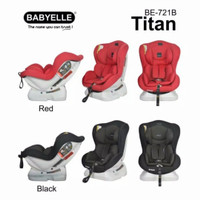 CAR SEAT BABY ELLE TITAN