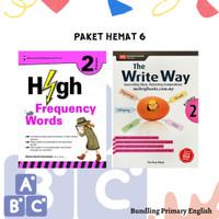 Paket Bundling Buku Latihan Tambahan / Assesstment (P2 English) 2/2