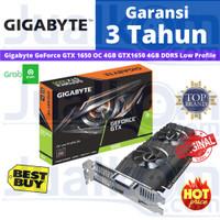 Gigabyte GeForce GTX 1650 OC 4GB GTX1650 4GB DDR5 Low Profile 128BIT