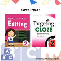 Paket Bundling Buku Latihan Tambahan / Assesstment (P2 English) 1/2