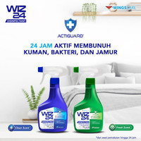 Disinfectant / Disinfektan Spray Semprotan WIZ24 / WIZ 24 450 ML Murah