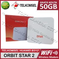 Router Modem Wifi Huawei B312 Orbit Star 2 Modem GSM Telkomsel