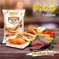 PIGO PITSA PIZZA GORENG CALZONE 340GR