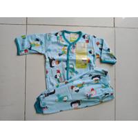 Baju setelan bayi New Born tangan panjang merk Velvet