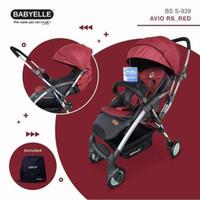 Stroller Bayi Babyelle Avio RS S-939 / Kereta Dorong Baby Elle