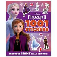 Disney Frozen II 1001 Stickers (Includes Giant Wall Sticker!)