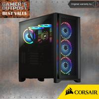 Corsair Case 4000D AIRFLOW Tempered Glass Mid-Tower ATX Case