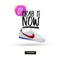 Sepatu Nike Cortez XLV Forrest Gump 100% Original - 36