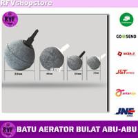 AIR STONE BULAT 3cm Aerator Aerasi Batu Gelembung Udara Aquascap murah