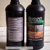 Obat pembasmi rumput liar, gulma, alang-alang,herbisida, gross 1 liter