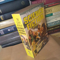 THE GIANT BOOK OF (SCIENCE FICTION , STORIES) by Isaac Asimov .