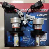 Autovision LED Xand H4/H11 27W/6500K