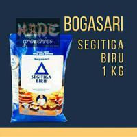 Terigu Segitiga Biru Premium 1kg Tepung